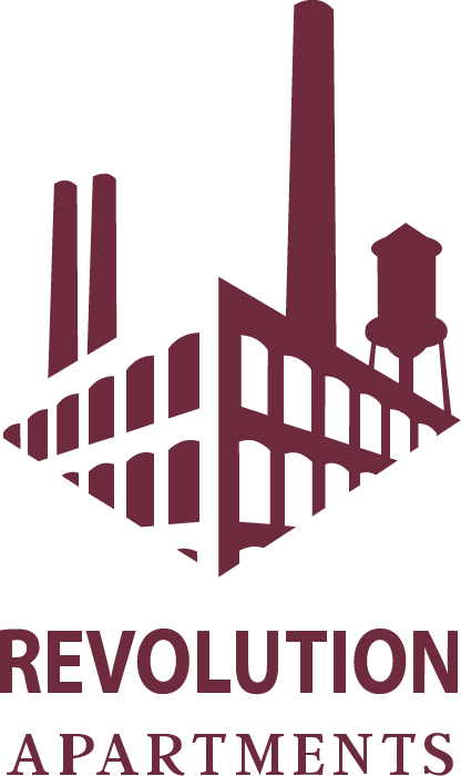 Revolution Mill Apartments Property Logo 15