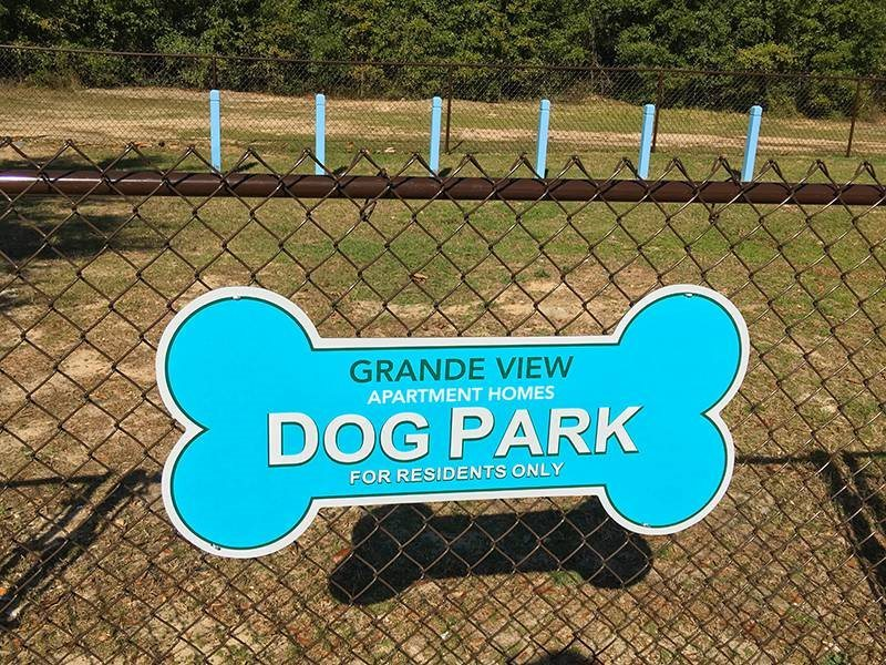 Dog Park  at Grande View Apartment Homes, Biloxi