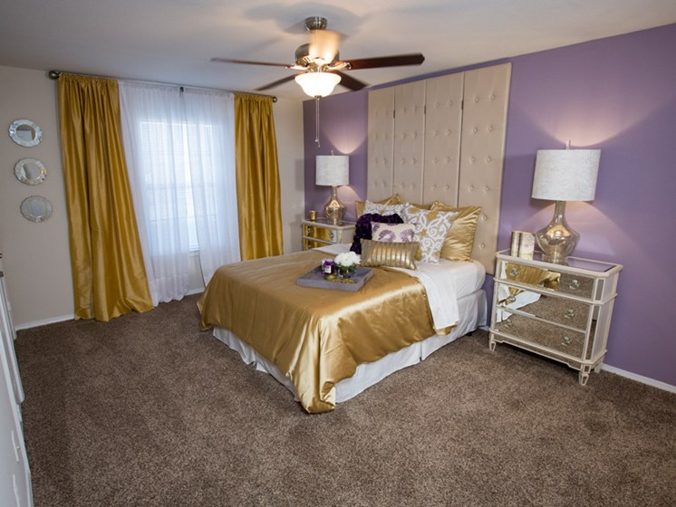 Spacious Master Bedroom at Grande View Apartment Homes, 39531