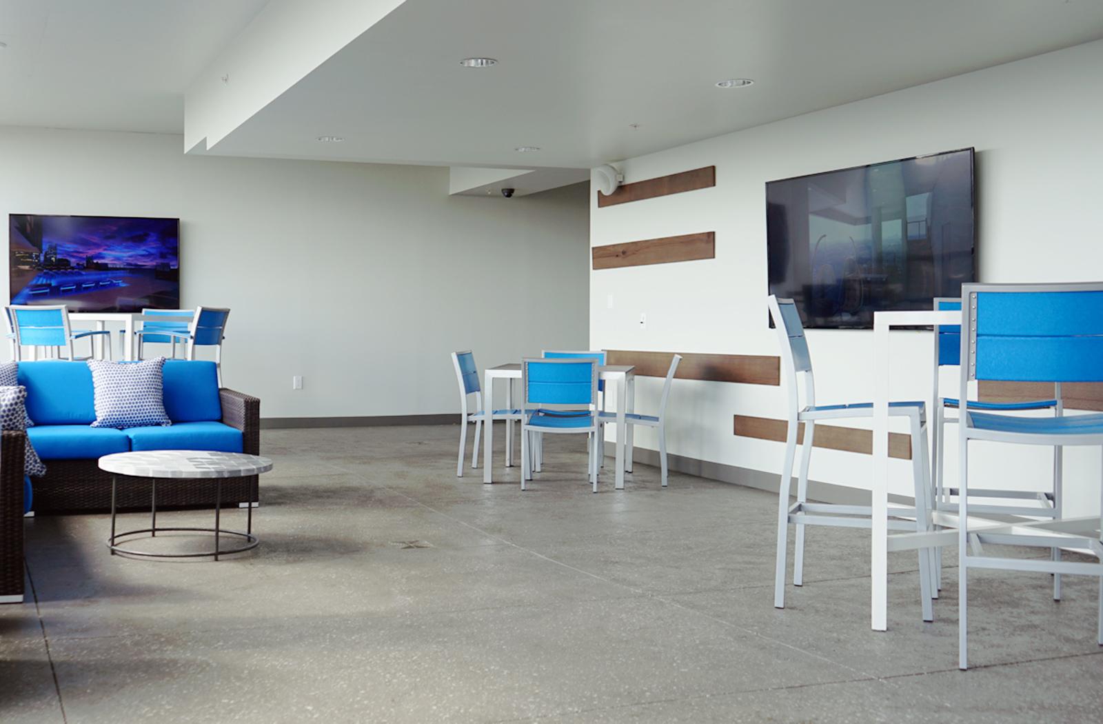 22nd Overlook Lounge