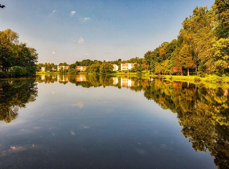 Lake at Wilde_Lake