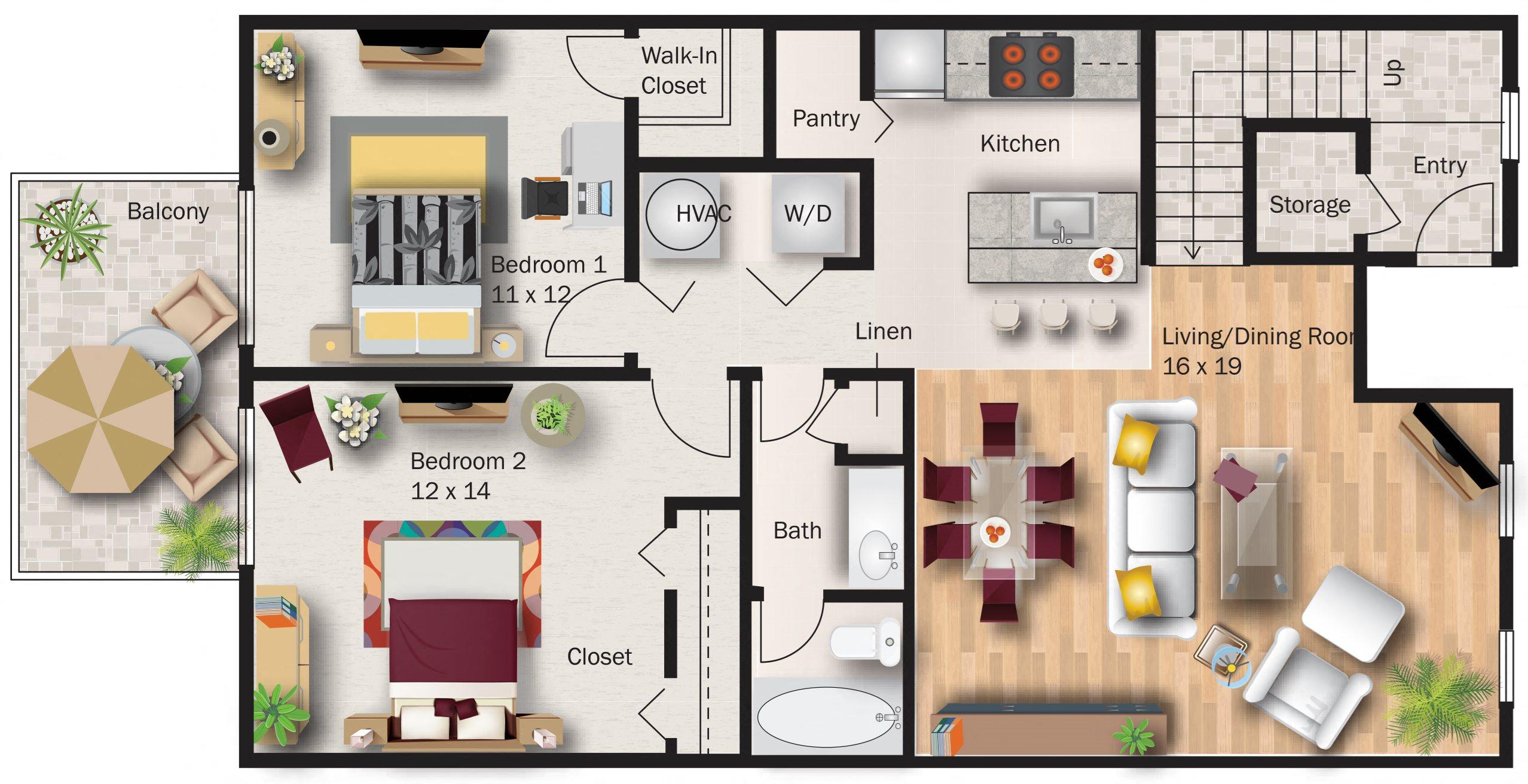 Dogwood Floor Plan 8