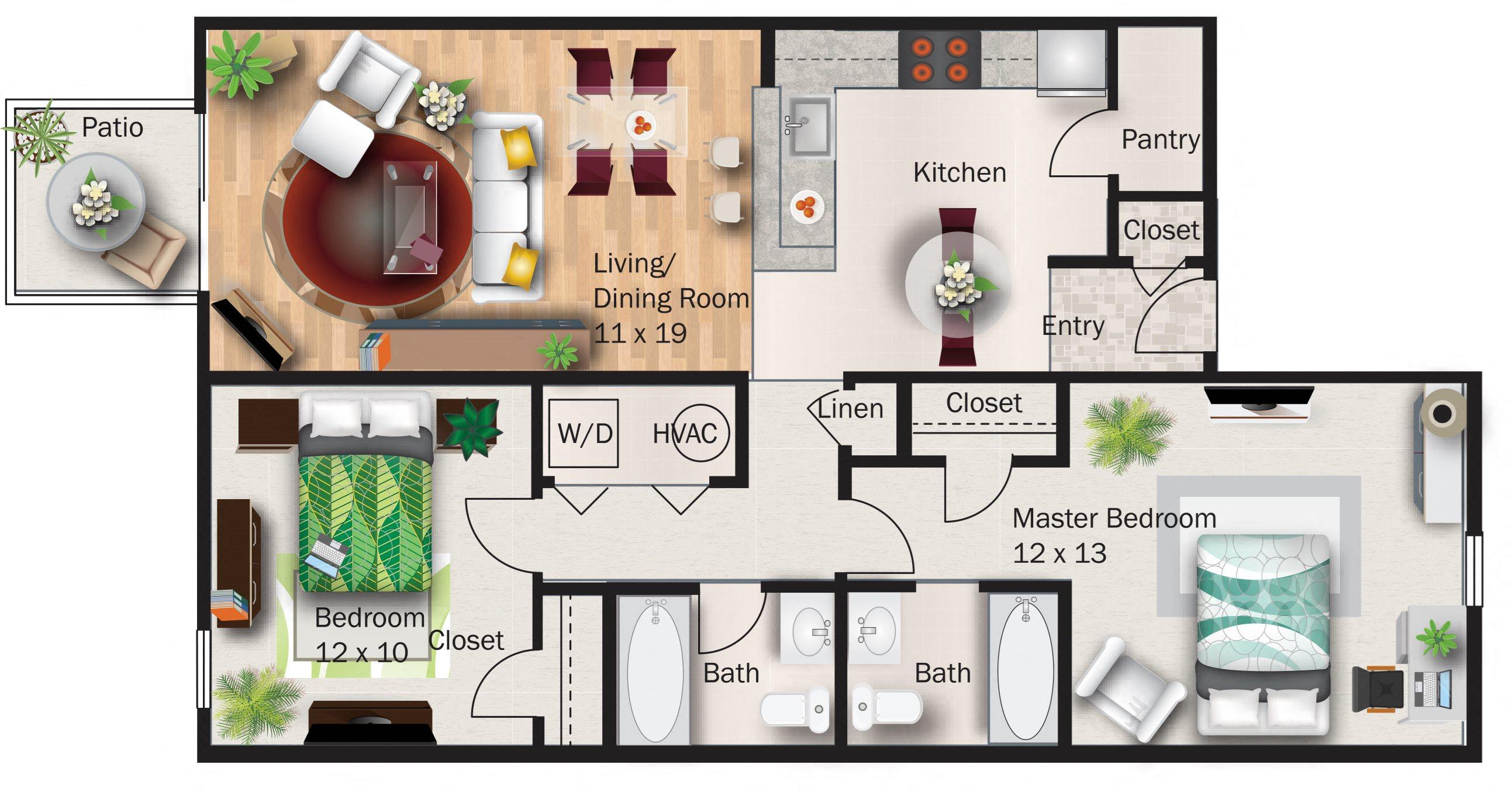 Juniper Floor Plan 10