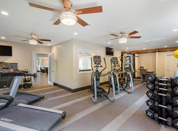 Hanover Crossing Apartments Gym