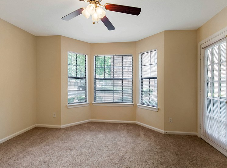 Ceiling Fans and Bay Windows