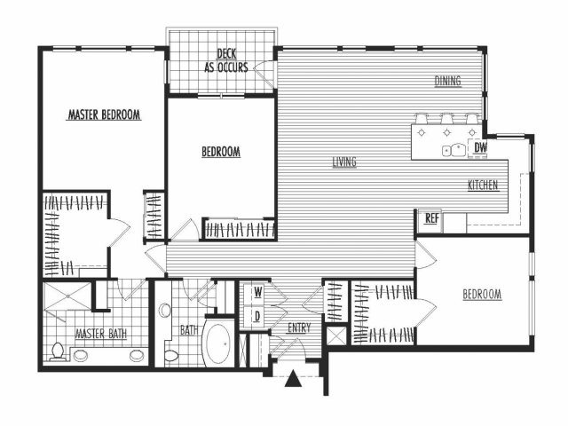 The Callahan Floor Plan 11