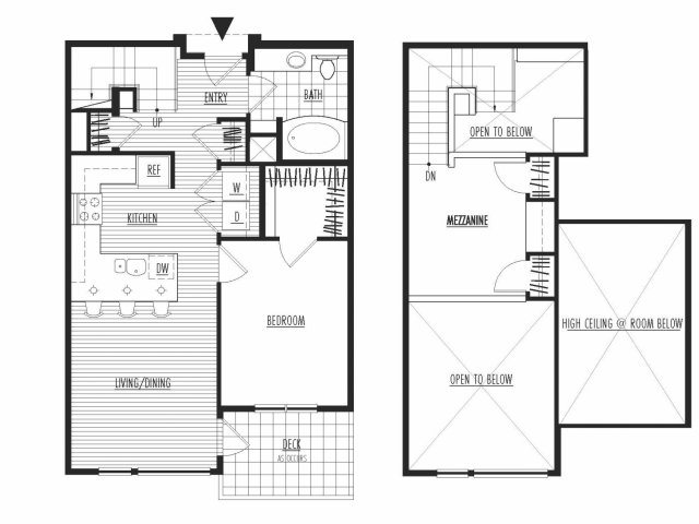 The Charles Floor Plan 5