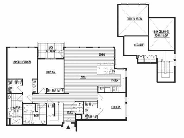 The Lawrence Floor Plan 12