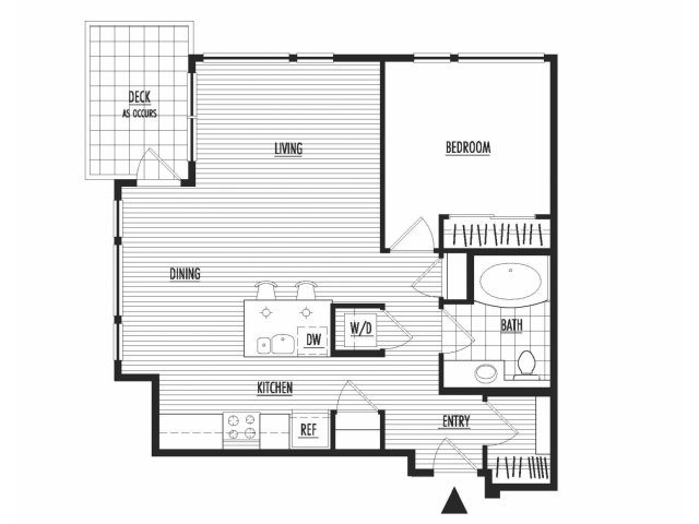 The Morris Floor Plan 4