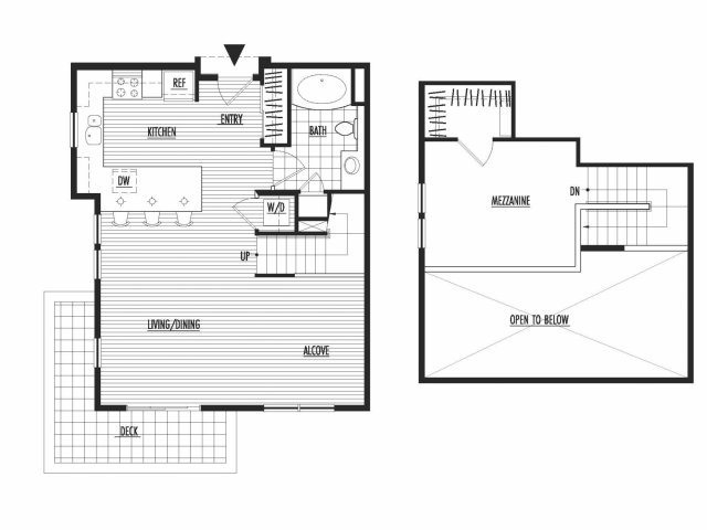 The Ruby Floor Plan 2