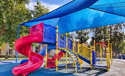Covered Playground