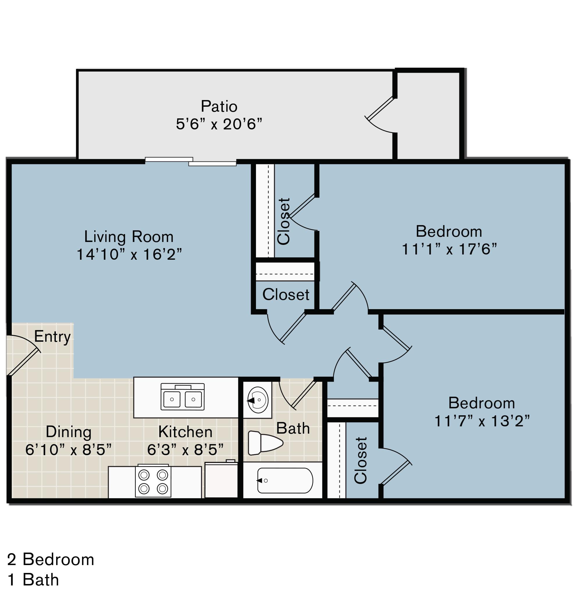 Floor Plans Of Saratoga Ridge In Phoenix, AZ
