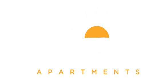 the riviera apartments logo