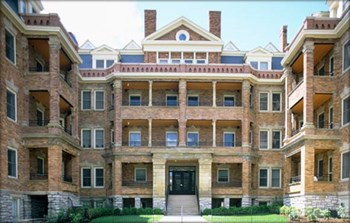 921 William Howard Taft Rd 1-2 Beds Apartment for Rent Photo Gallery 1