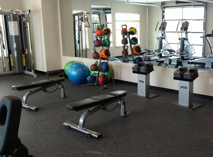 Iron City Lofts Luxury Fitness Center in Birmingham AL