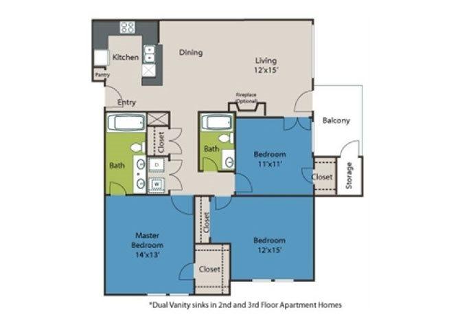 Aventura C1 Floor Plan 5