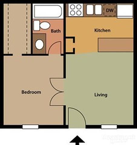 Coronado Floor Plan 2