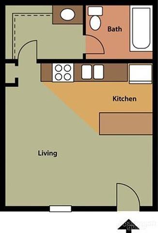Sonoma Floor Plan 1