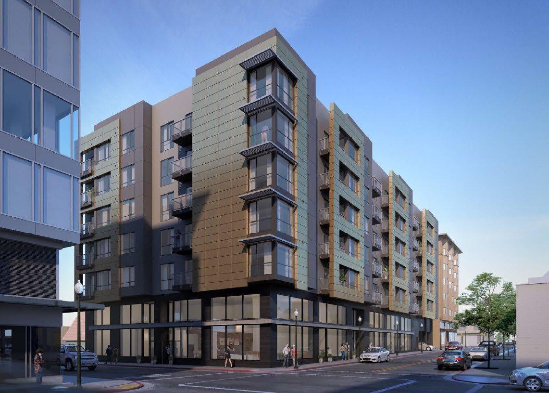Oakland CA Apartments for Rent-Rasa Apartments Building