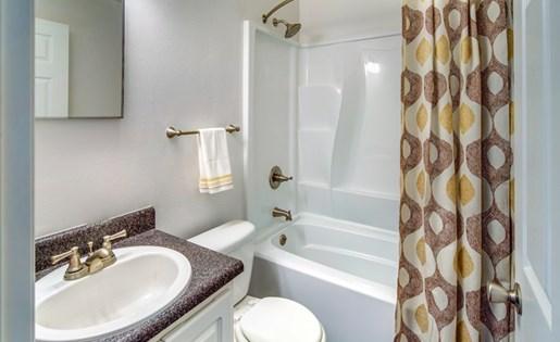 Grand Oaks Apartment Homes Riverview, FL 33578 Bathroom