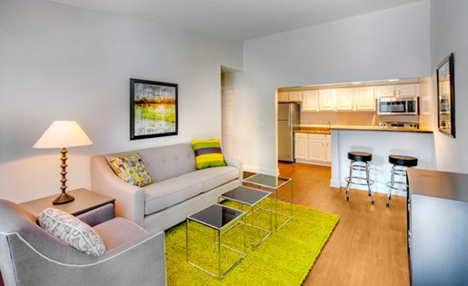 Grand Oaks Apartment Homes Riverview, FL 33578 Living Room
