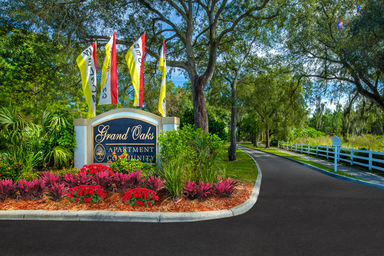 Grand Oaks Apartment Homes Riverview, FL 33578 Entrance