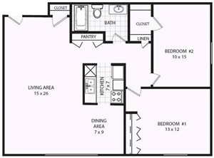 Index additionally Floor Plans in addition Sandpiper in addition Floorplans as well Small House Plans. on 500 square feet apartment floor plan