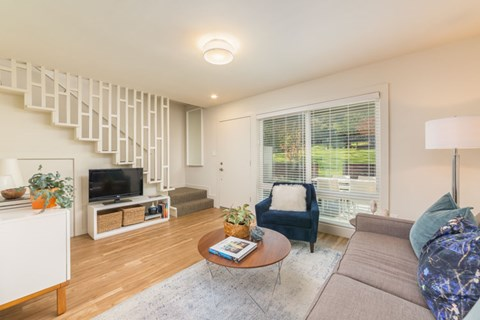 Living Area l Parc Marin Apartments