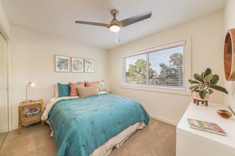 Bedroom l Parc Marin Apartments
