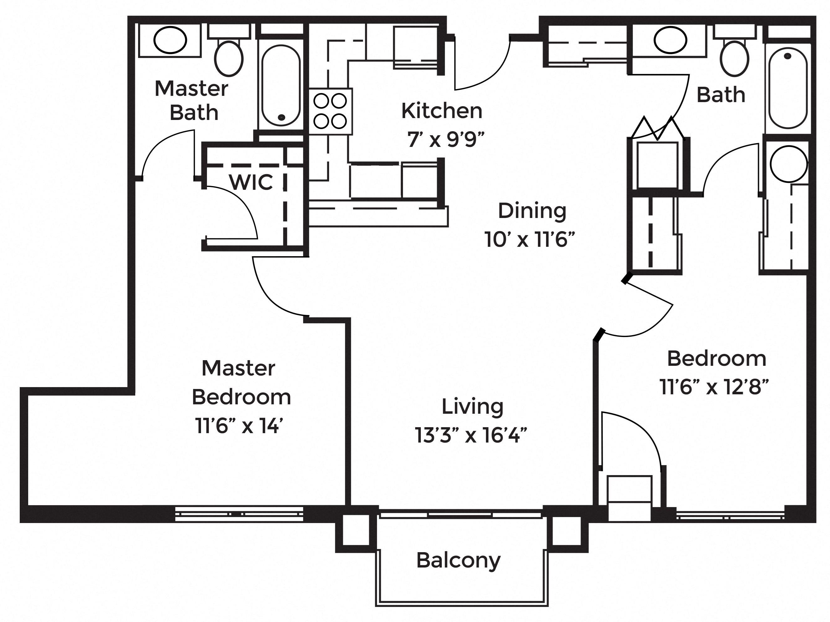 2G Floor Plan 8