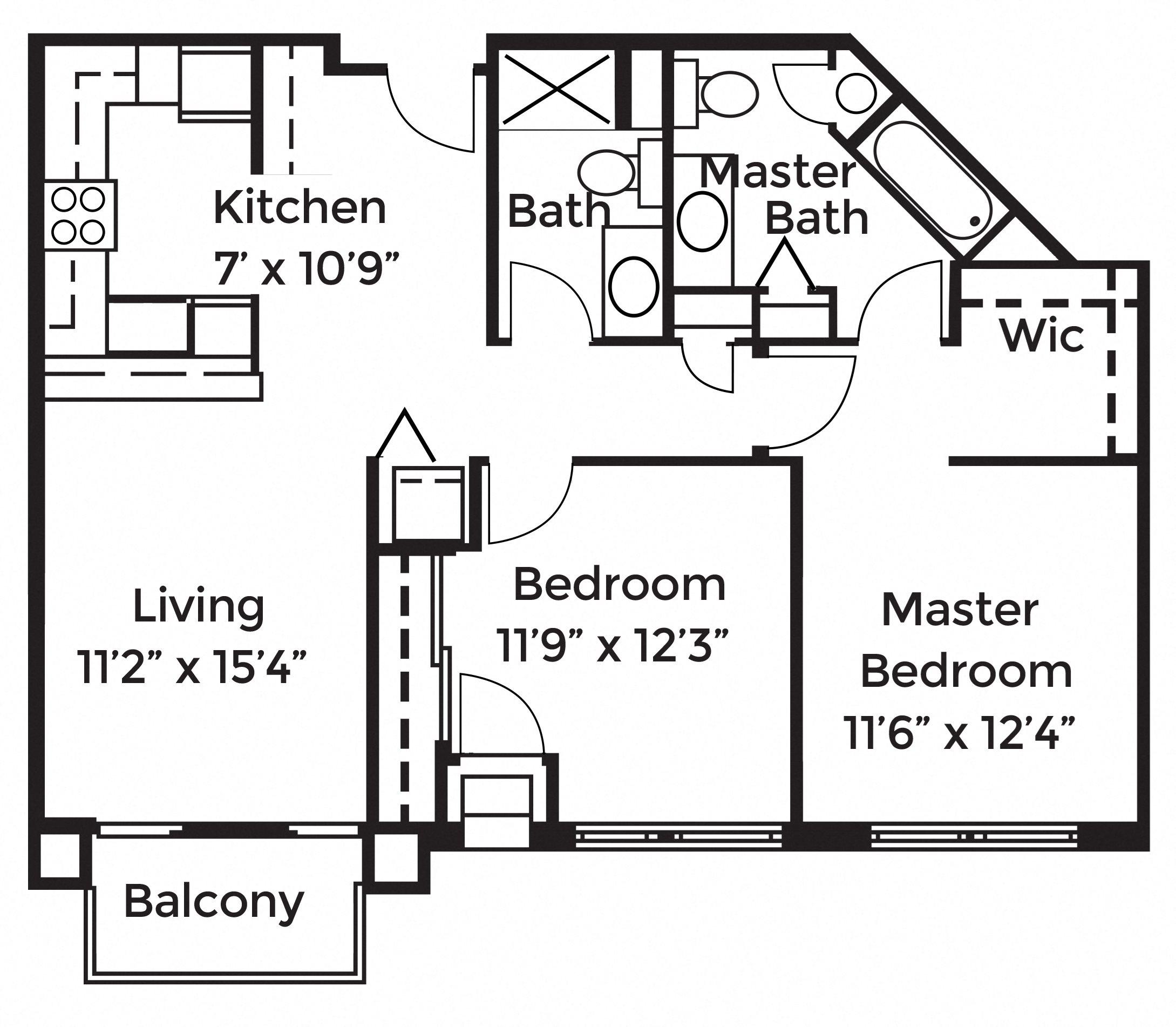 2H Floor Plan 5