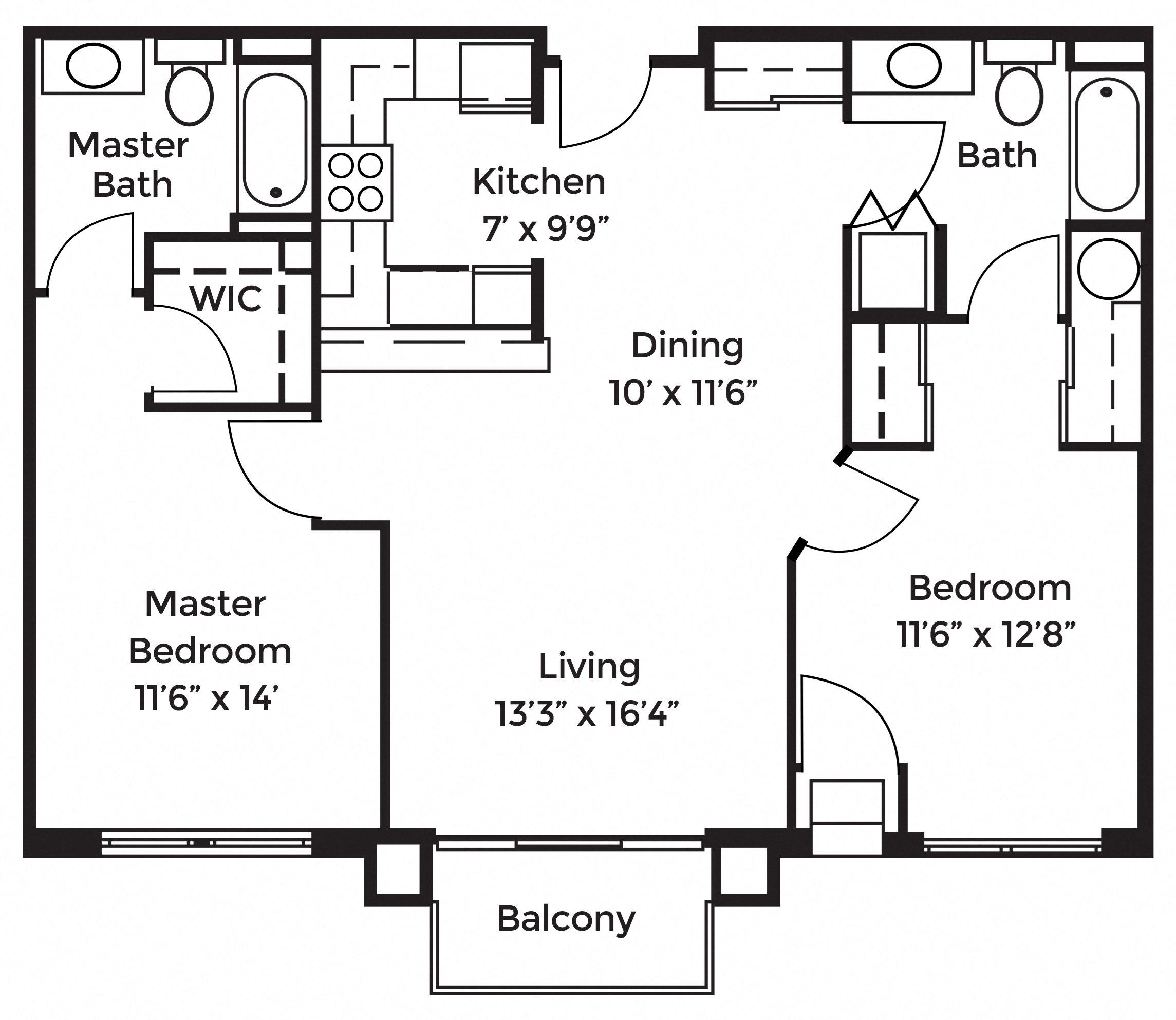 2E Floor Plan 6