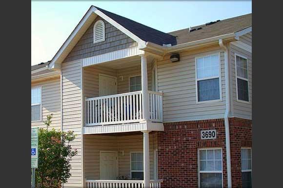Pinecrest Apartments 3605 Martins Trail Circle Walkertown NC