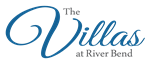 The Villas at River Bend Logo