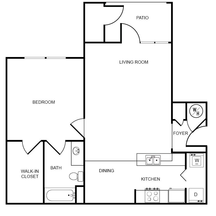 Avalon Floor Plan 1