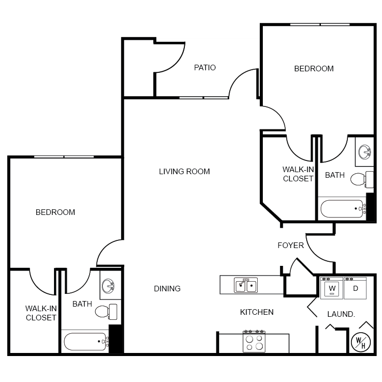 Bainbridge Floor Plan 2