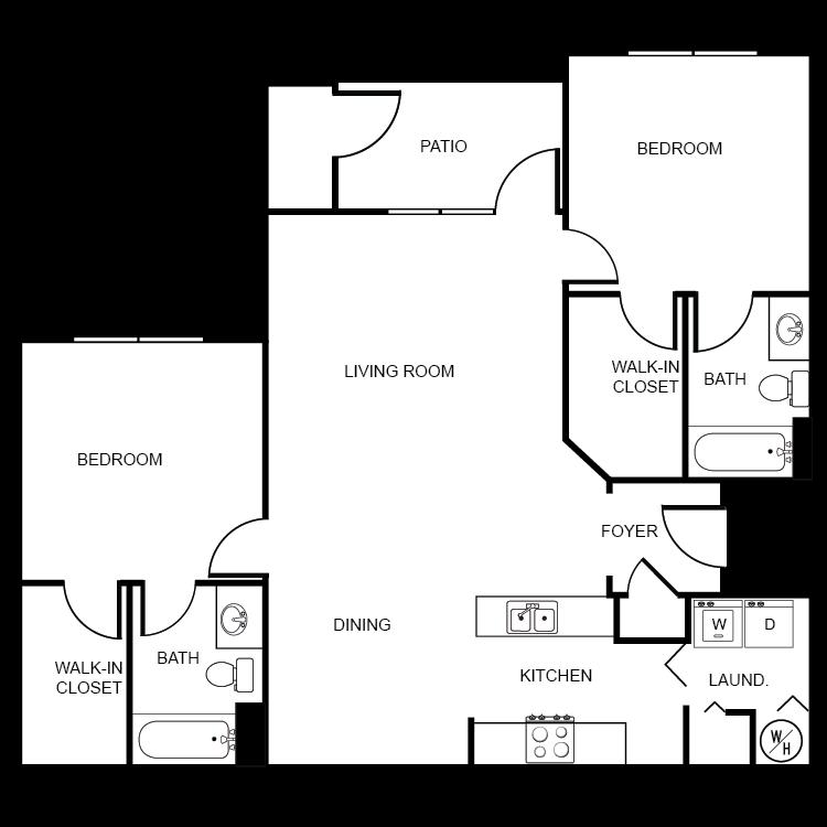 Monterey Floor Plan 3