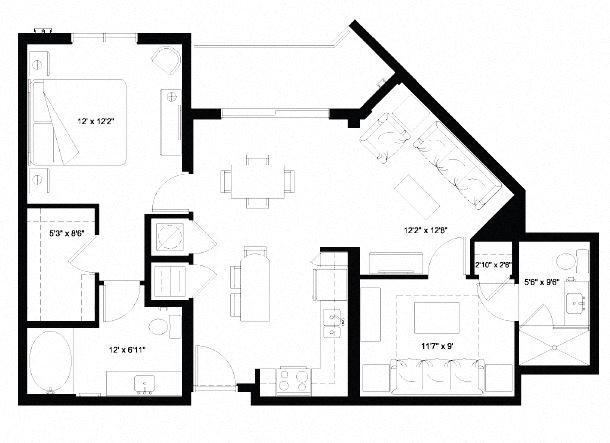 A6D Floor Plan 6