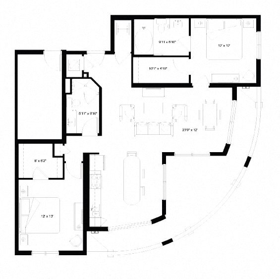 B5 Floor Plan 12