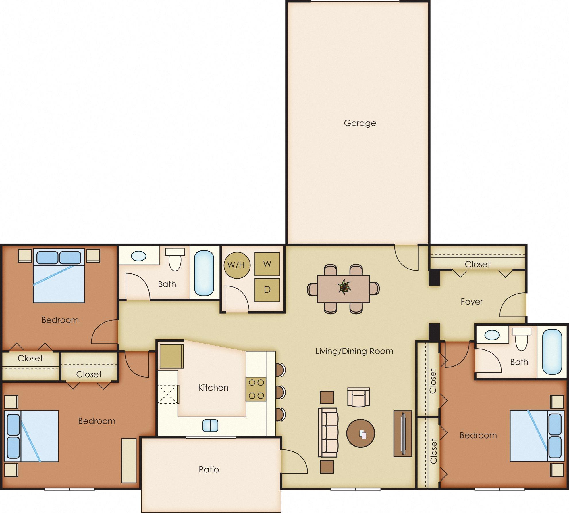 Avena Floor Plan 3