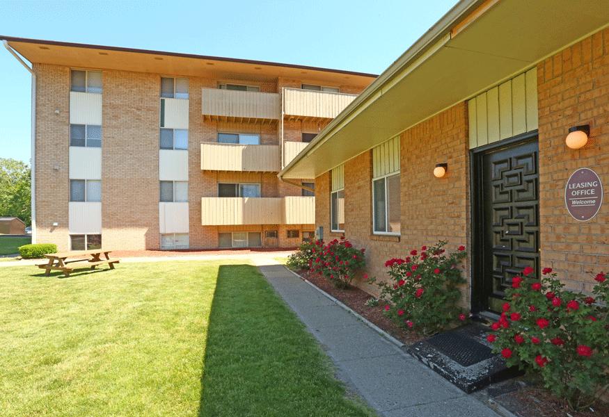 Abbey Villas Apartments Jackson Michigan