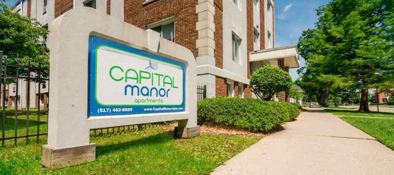 Contact Capital Manor to Schedule a Visit