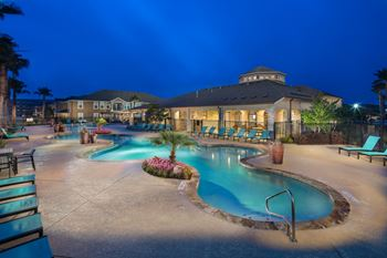 Luxury Apartments in New Braunfels