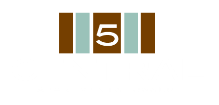 5 Central Apartments Logo, Osseo
