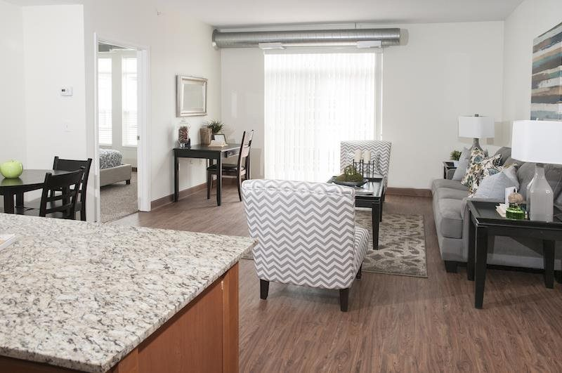 Abundant Natural Light at 5 Central Apartments, Osseo, MN 55369