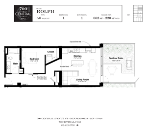 700 Central_Minneapolis, MN_1BR-1BA_Rolph walkout