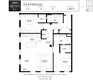 700 Central_Minneapolis, MN_2BR-2BA_Satterlee