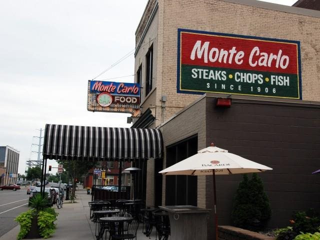 Monte Carlo Restaurant in Minneapolis, MN