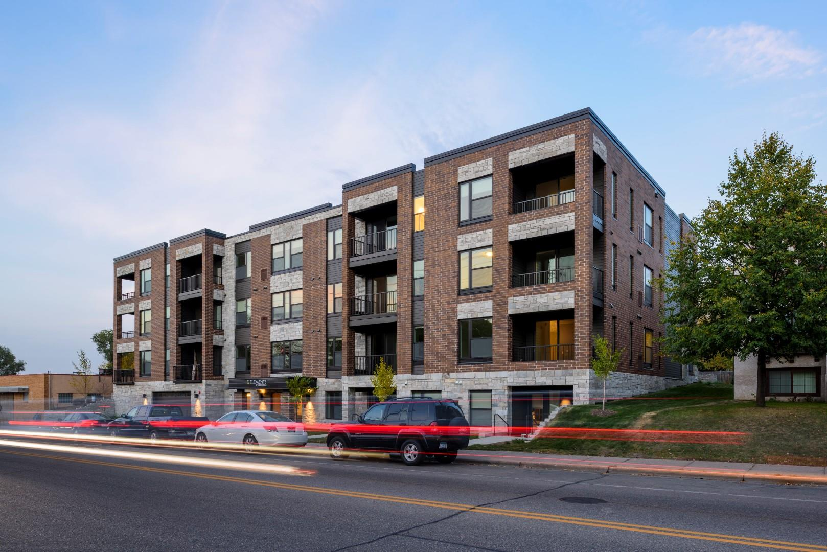 Elements Of Linden Hills Apartments In Minneapolis Mn