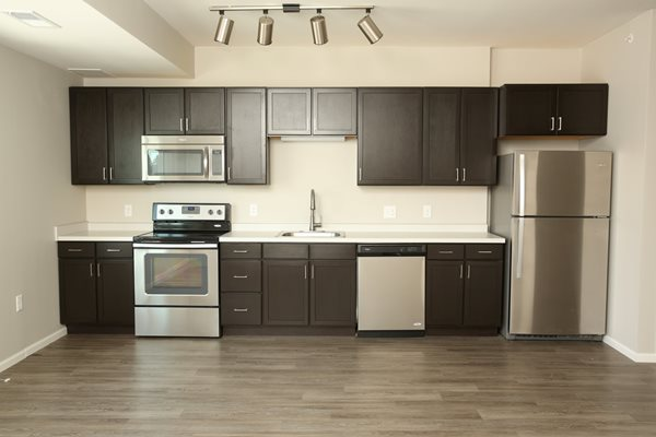 Two Kitchen Finish Packages at Eastwood Ridge, Rochester, Minnesota
